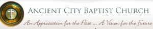 Ancient City Baptist Church - Mozilla Firefox
